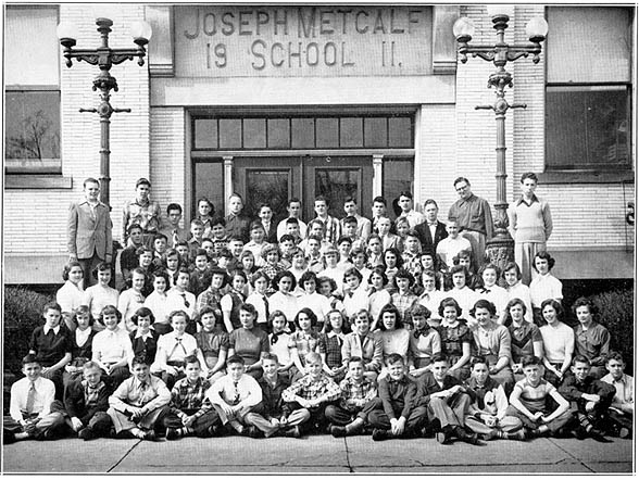 Joseph metcalf school class 0f 1951 for A thomas cousins salon